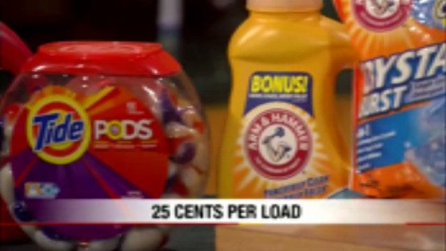 Pods Detergent Value