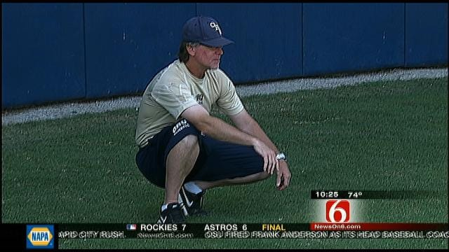 ORU's Walton Discusses OSU Opening