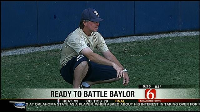 Oral Roberts Baseball Ready To Battle Baylor