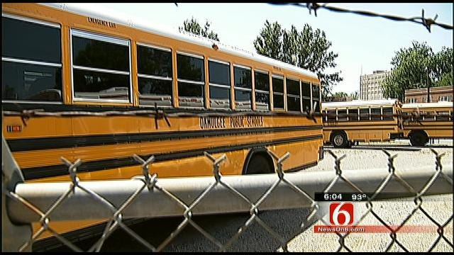 Okmulgee School Board Votes For Layoffs
