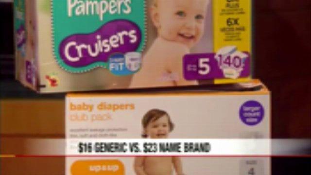 Diaper Savings