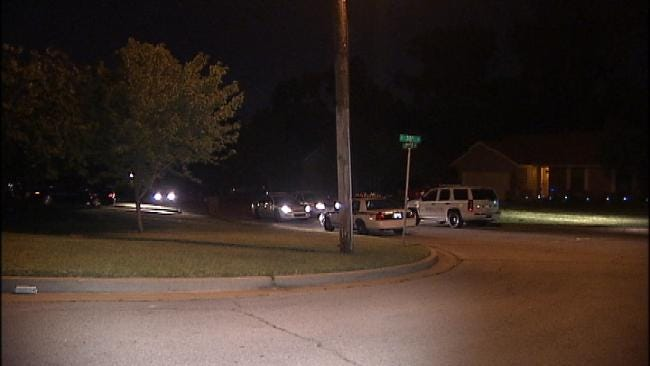 WEB EXTRA: East Tulsa Police Chase