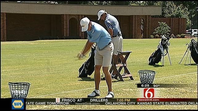 Unorthodox Strategy Helps TU Golf Team Qualify For National Tournament