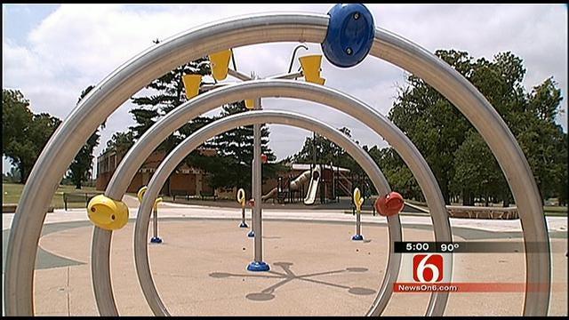 22 Splash Pads Open Saturday; Parks Overhaul Continues