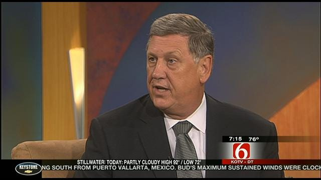 Tulsa Public School Superintendent Dr. Keith Ballard Talks Retirement