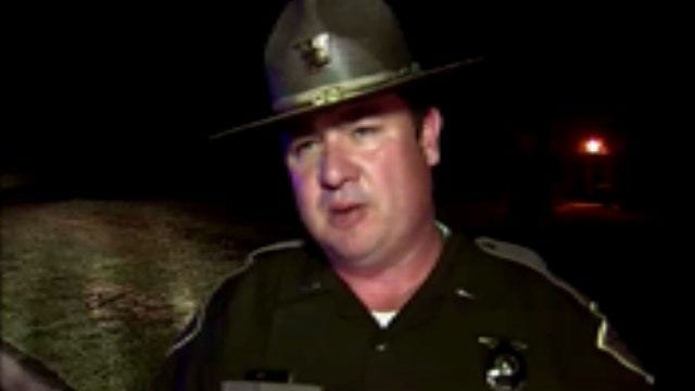 WEB EXTRA: Oklahoma Highway Patrol Lt. Vern Wilson OHP Motorcycle Chase And Arrest