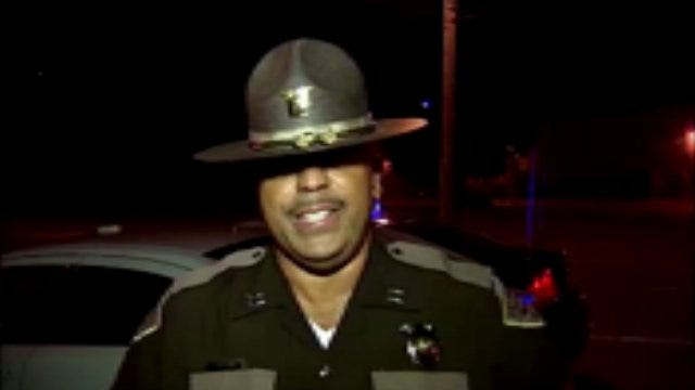 WEB EXTRA: Oklahoma Highway Patrol Captain Jerry Reagan Talks About DUI Checkpoint