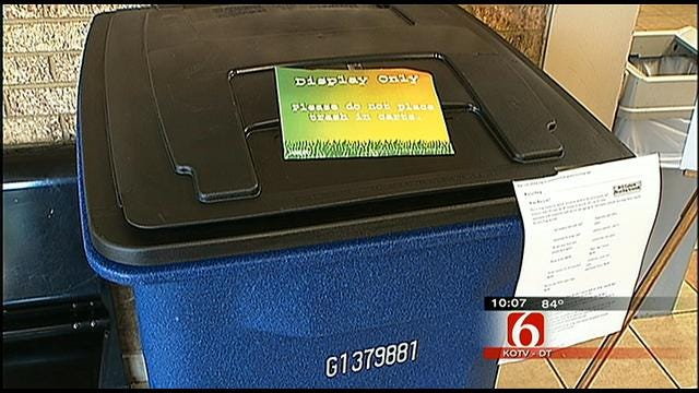 Some Elderly Residents Concerned About Tulsa's New Trash Service