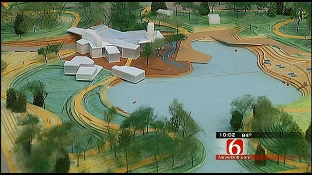 Initial Plan Revealed For Riverside Drive Project In Tulsa