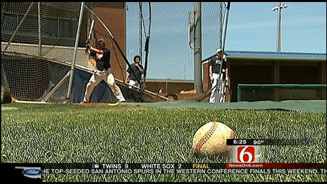 Rogers State Prepares For NAIA World Series