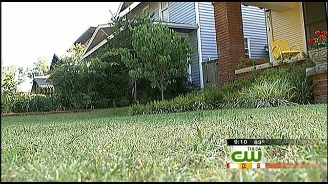 Tulsa Neighborhood Mourns The Loss Of Teen Shot Outside Bar