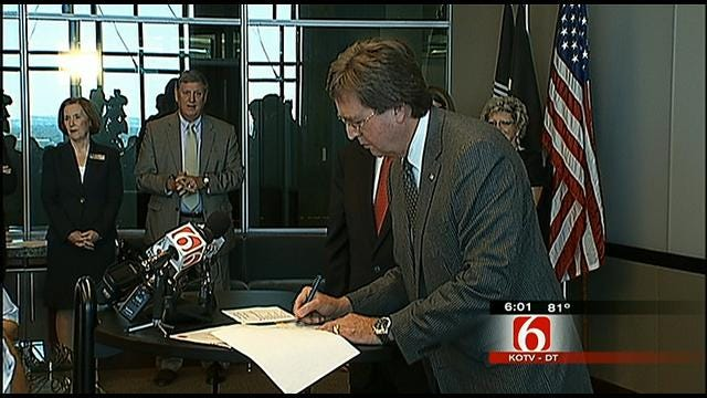 City Joins Tulsa-Area School Leaders To Push For More Education Funding
