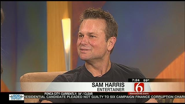 Sand Springs Native Sam Harris Pays Six In The Morning A Visit