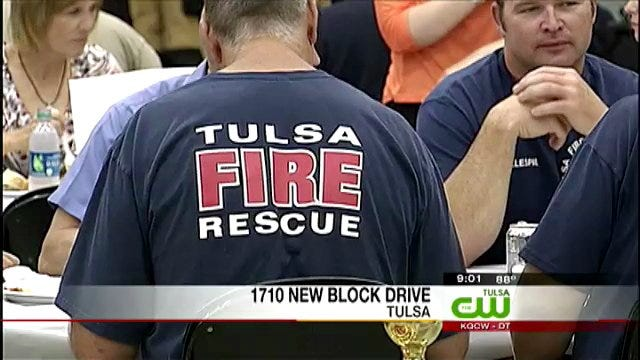 Green Country Firefighters Raise Funds For Cancer Battle