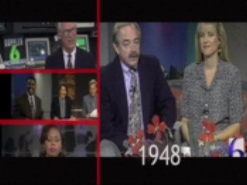 Tonight At 10pm: Funny Bloopers And Outtakes From The News On 6 Vault