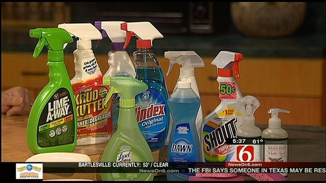 Money Saving Queen: Cleaning Up On Savings