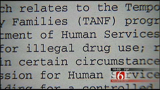Oklahoma Governor Mary Fallin Signs Welfare Drug-Screening Bill