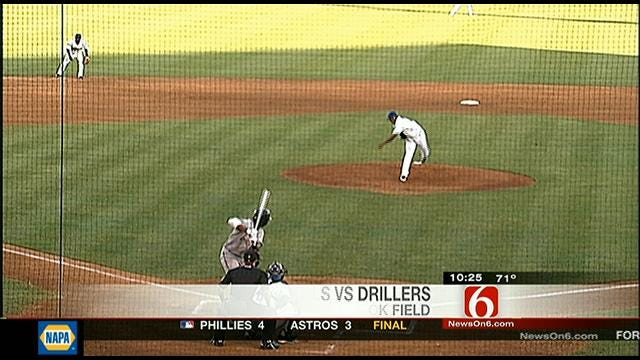 Highlights: Drillers Fall To Northwest Arkansas