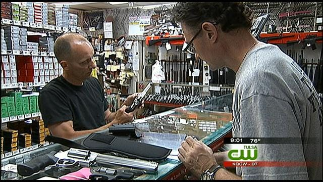 Oklahoma Open Carry Law Embraced By Many In Tulsa