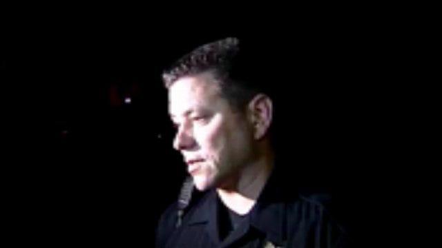 WEB EXTRA: Tulsa Police Cpl. Brett Bilyeu Talks About Domestic Related Shooting