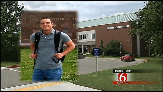 Professor Killed In Plane Crash Remembered At NSU Broken Arrow Graduation