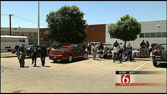 Tulsa Jail Field Trip Illnesses Test Emergency Responders