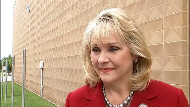 WEB EXTRA: Governor Mary Fallin On Education Funding
