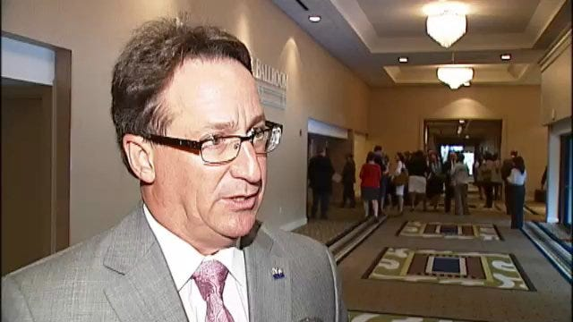 WEB EXTRA: Tulsa Chamber's Mike Neal On Education Funding