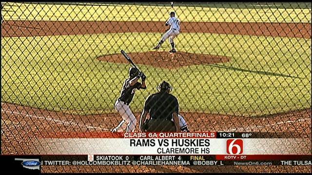 High School Baseball Continues In Tulsa