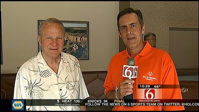 Switzer Celebrates 40 Years With Oklahoma's Special Olympics