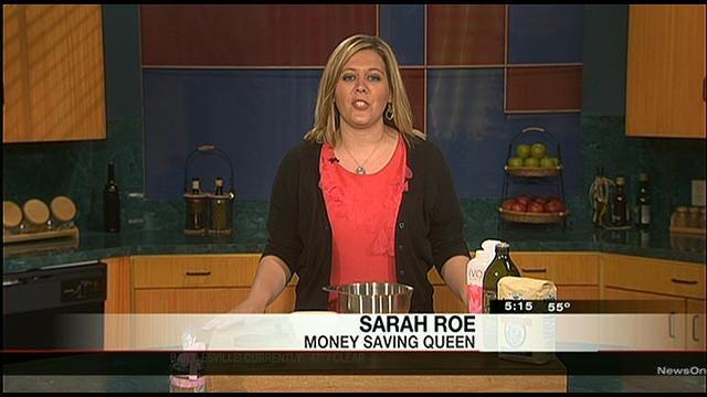 Money Saving Queen: Homemade Body Scrub