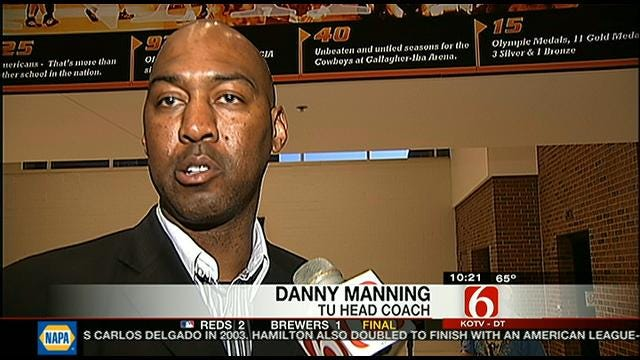 WEB EXTRA: Danny Manning Talks About Hiring Shea Seals