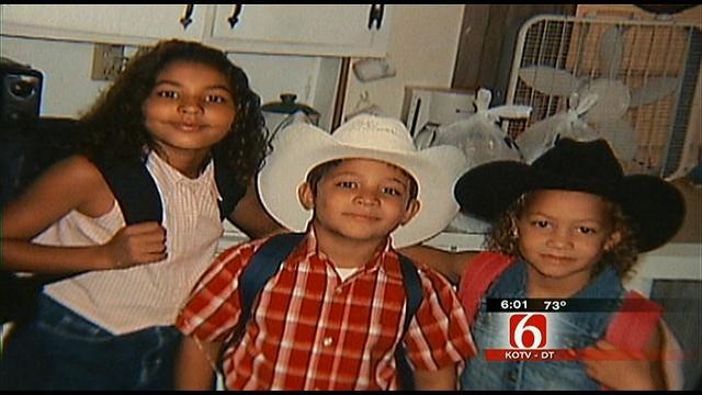 Tulsa Woman Adopts Children Of Drug Addicted Mom