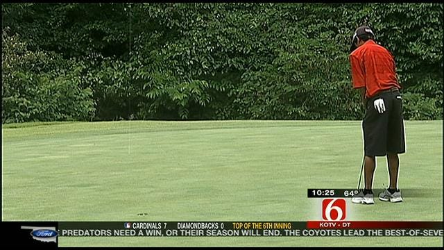 Edmond North Leads State Golf Tournament