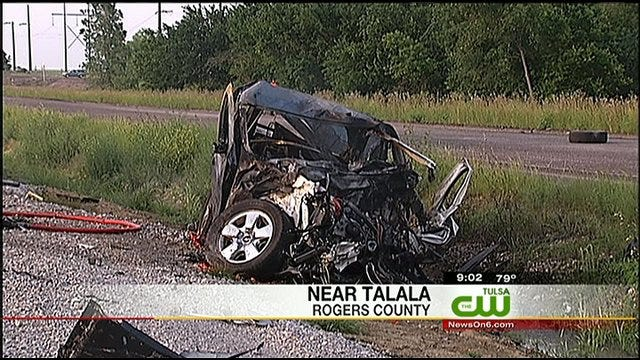 Pickup Driver Killed After Head-On Collision With Semi