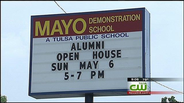 Alumni Gather To Say Goodbye To Mayo Demonstration Academy