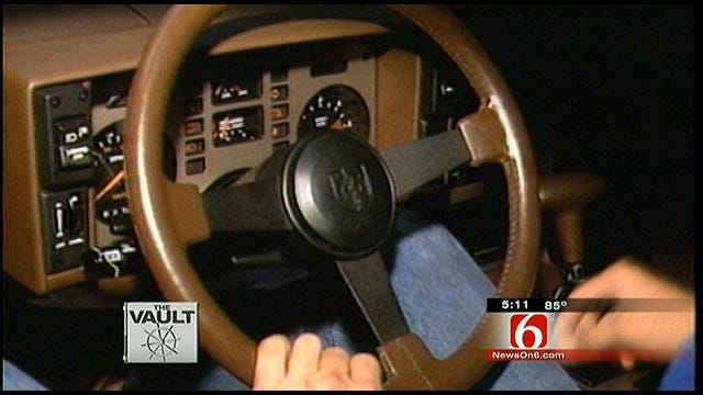 From The KOTV Vault: Go Back In Time To 1984 Car Show