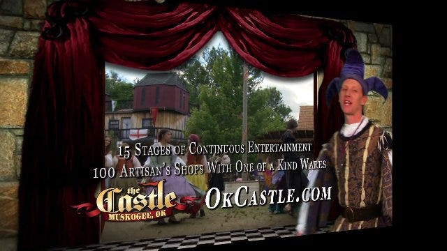 Castle of Muskogee: 17th Annual Oklahoma Renaissance Festival