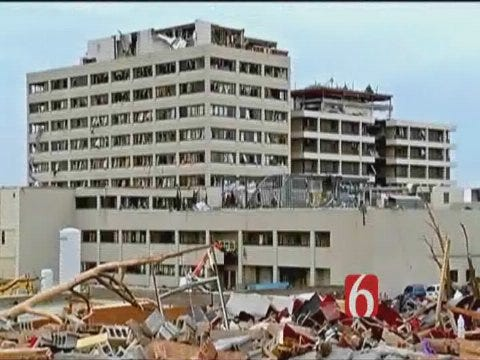 Joplin ER Nurse Remembers The Tornado One Year Later