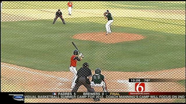 Bishop Kelley Baseball Blanks Edison 4-0