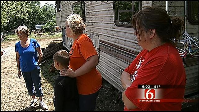 GRDA Crew Rescues Flooded Out Craig County Residents