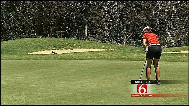 Highlights: Class 6A Girls Golf