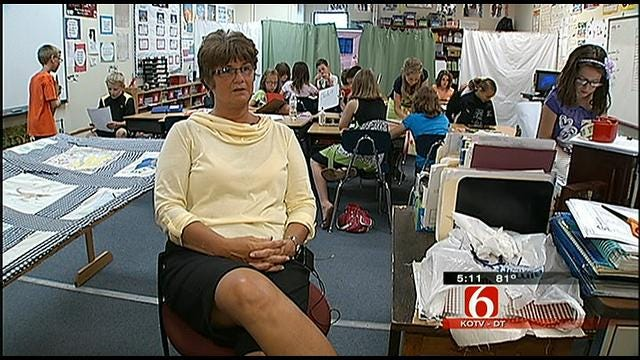 Quilt Helps Inola Graduating Seniors Remember Childhood