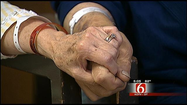 'Broken Heart' Sends Tulsa Wife To Hospital