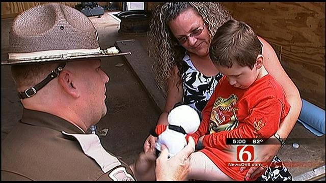 3-Year-Old Bixby Boy Found Safe Near His Home