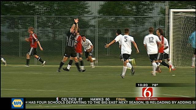 6A Soccer: Union Tops Kelley, BA Blanks Bixby