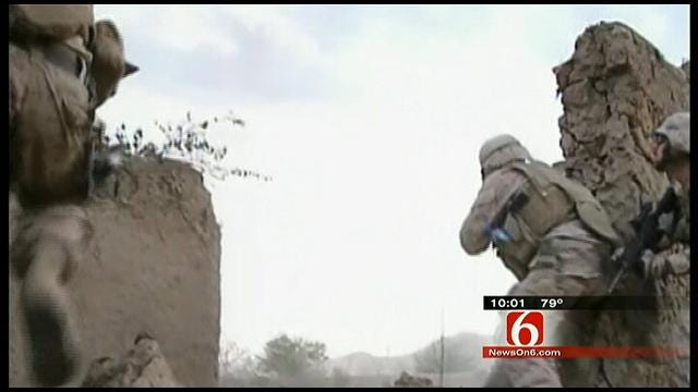 Hominy Soldier's Family Reacts To Obama's Afghanistan Plan