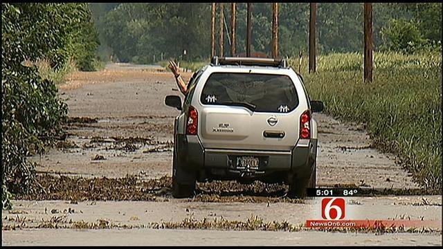 Craig Country Residents Describe Tornado's Wrath