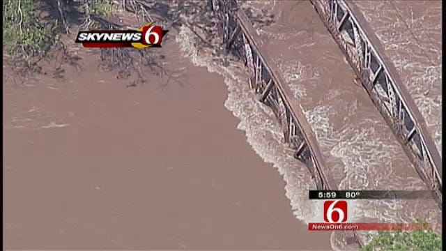 Some Northern Oklahoma Counties Flooded, Homes Evacuated