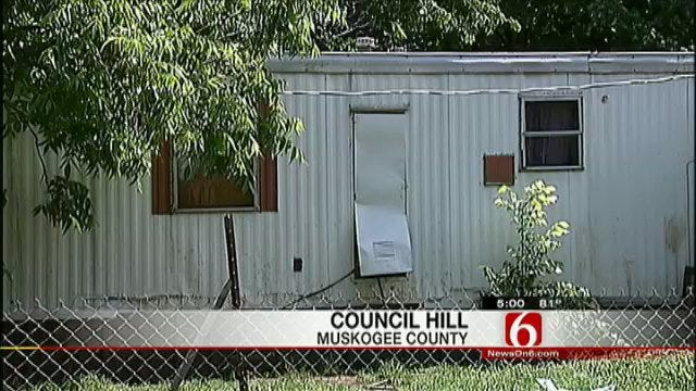 Four Jailed In Muskogee County For Meth, Child Endangerment